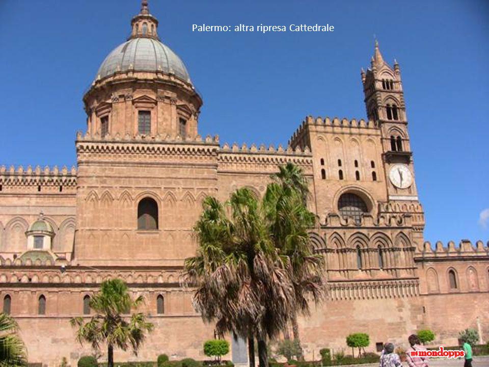 Palermo : Cattedrale