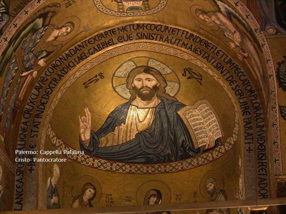 Palermo: Cappella Palatina Palazzo dei Normanni