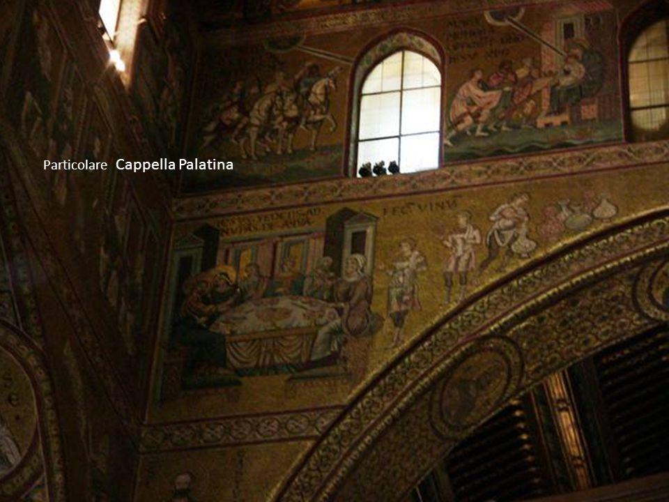 Palermo: Cappella Palatina Cristo- Pantocratore -