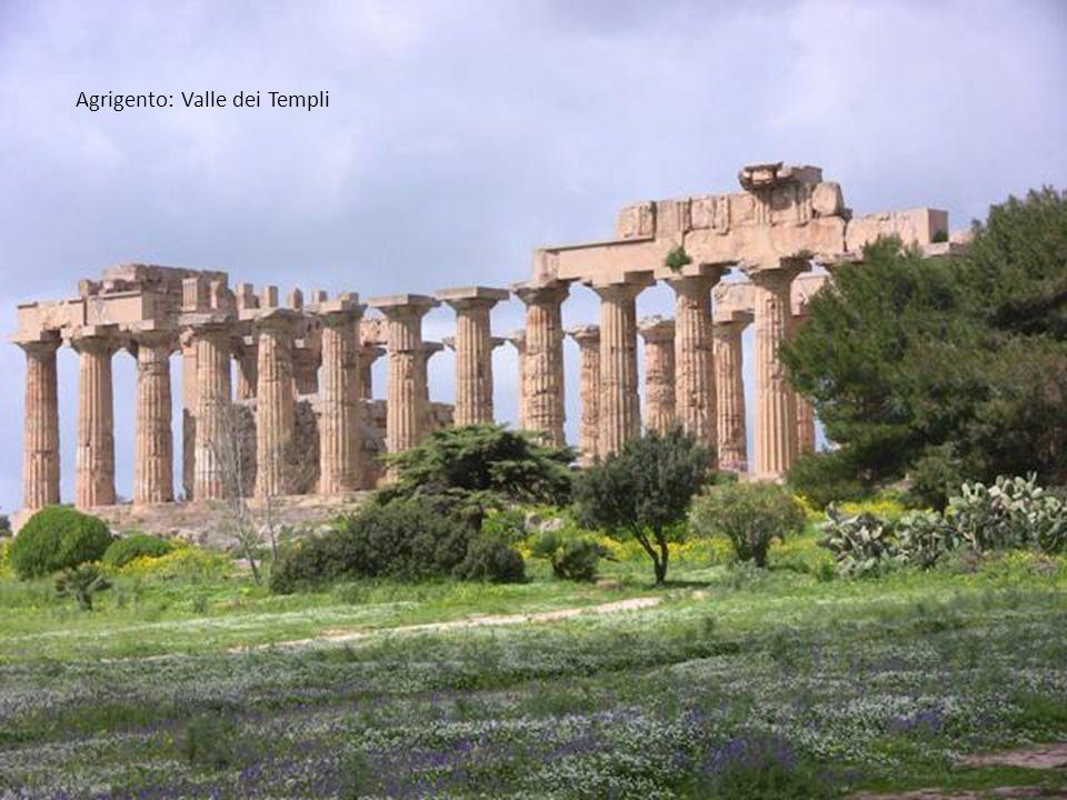 Agrigento: Valle dei Templi