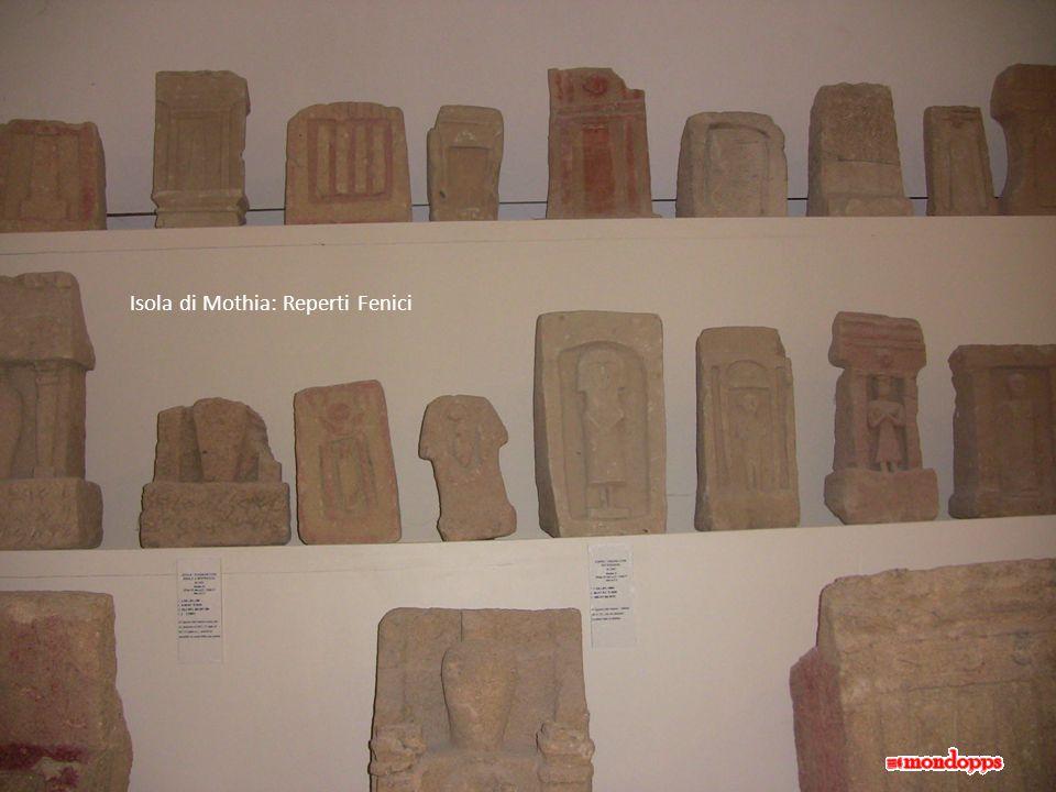 Isola di Mothia: Museo Fenicio