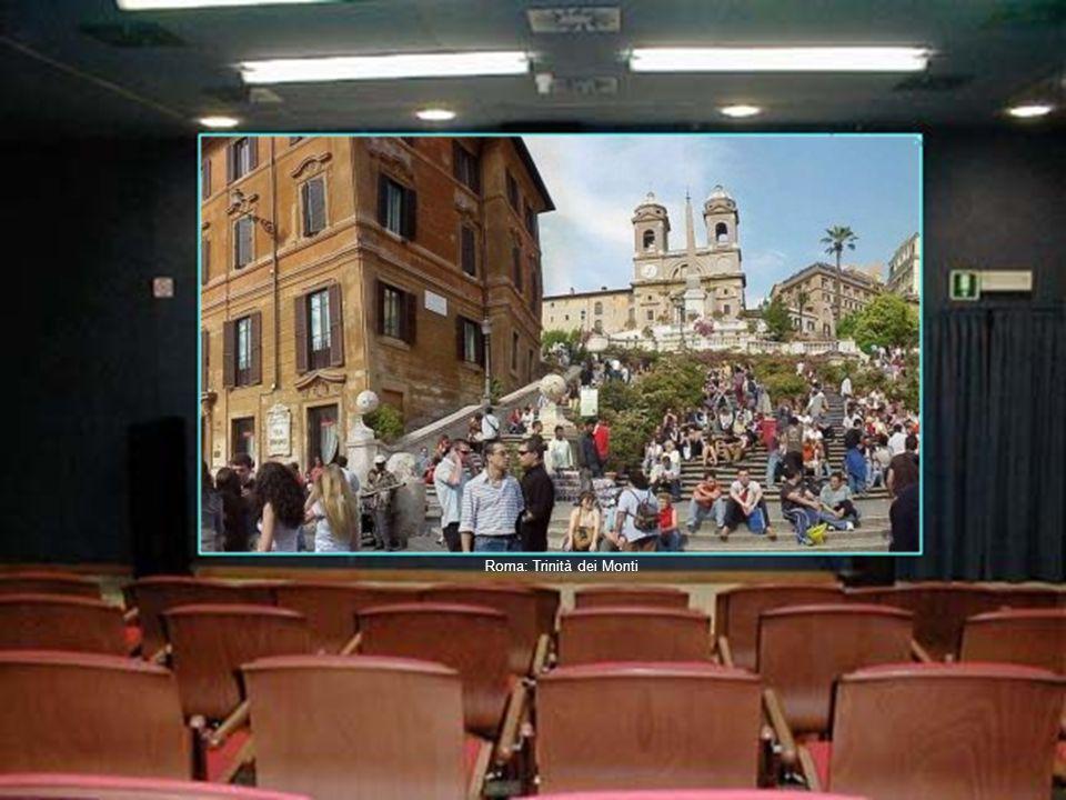 Roma: Trinità dei MontiLe Cascate delle Marmore