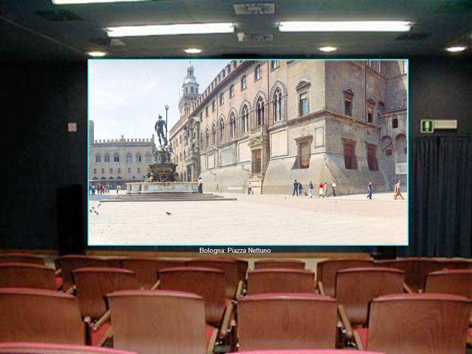 Bologna: Piazza Nettuno