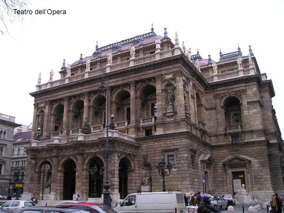 Portico dell'Opera