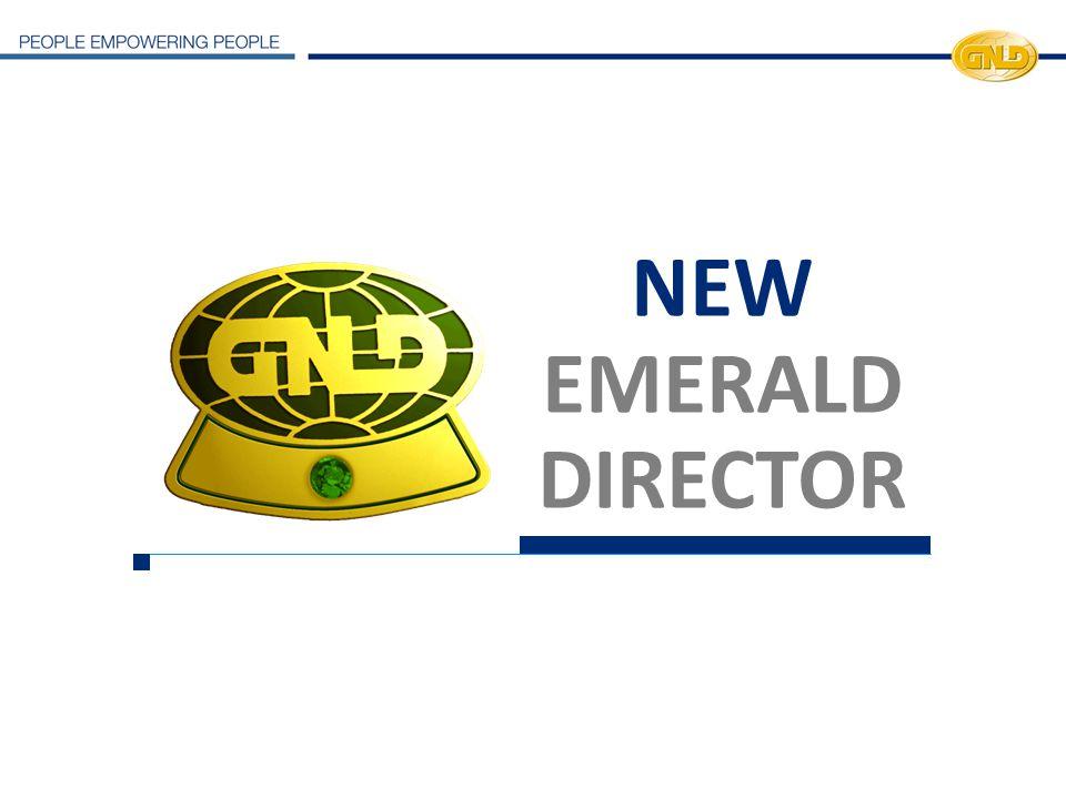 NEW EMERALD DIRECTOR