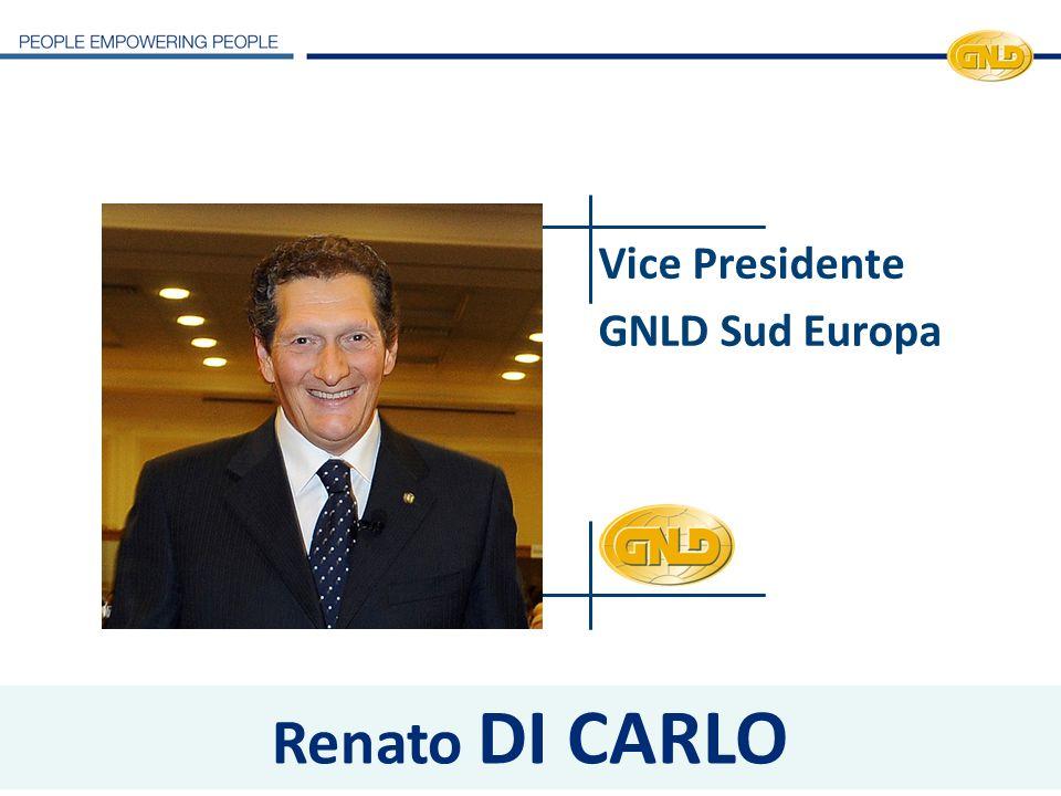 Vice Presidente GNLD Sud Europa Renato DI CARLO