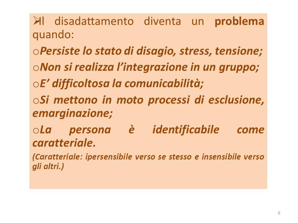 Concezione pragmatica  Il reato può essere eliminato o, almeno, ridotto.