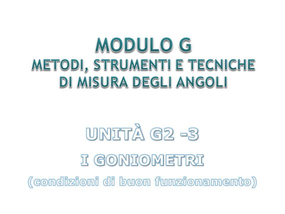 Copyright © 2009 Zanichelli editore S.p.A., Bologna [6629] CONDIZIONI DI FUNZIONAMENTO 2 Anche il teodolite più sofisticato, di per sé, non garantisce la corretta misura degli angoli.