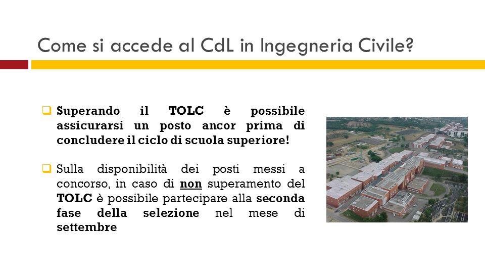 Come si accede al CdLM in Ingegneria Edile- Architettura.