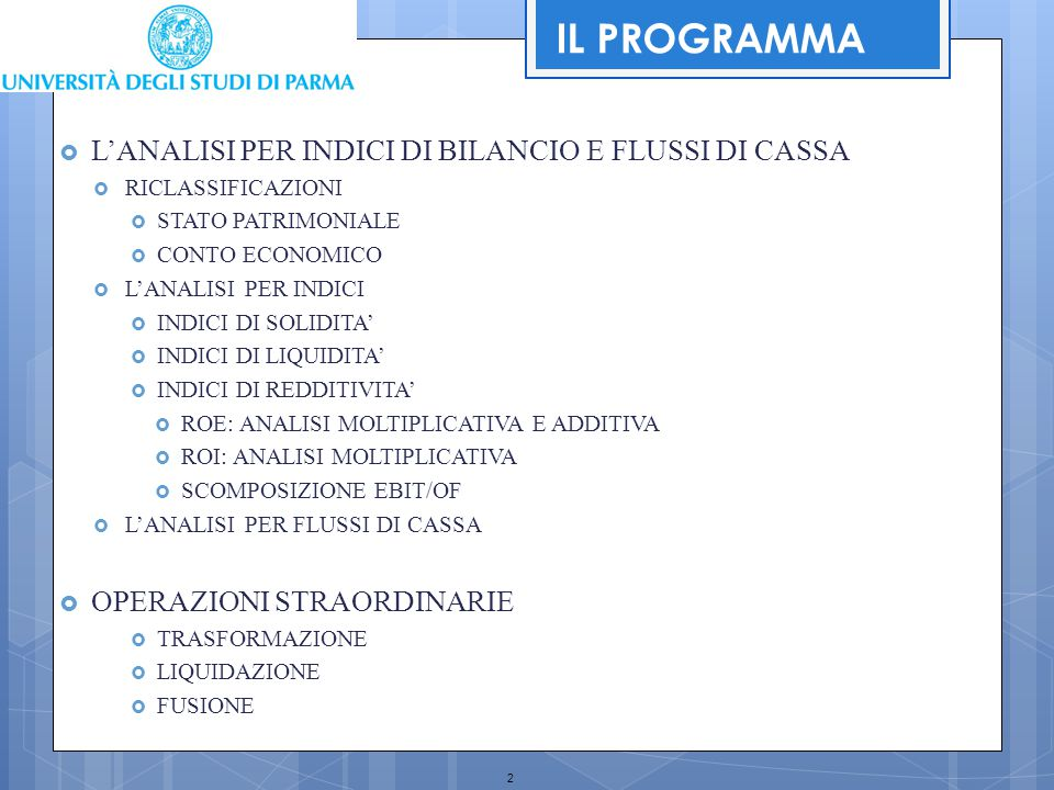 203 Conto Economico Consolidato Gruppo Ceramiche Ricchetti 2012