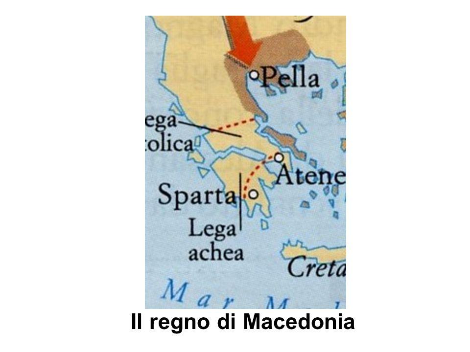 Il regno di Macedonia