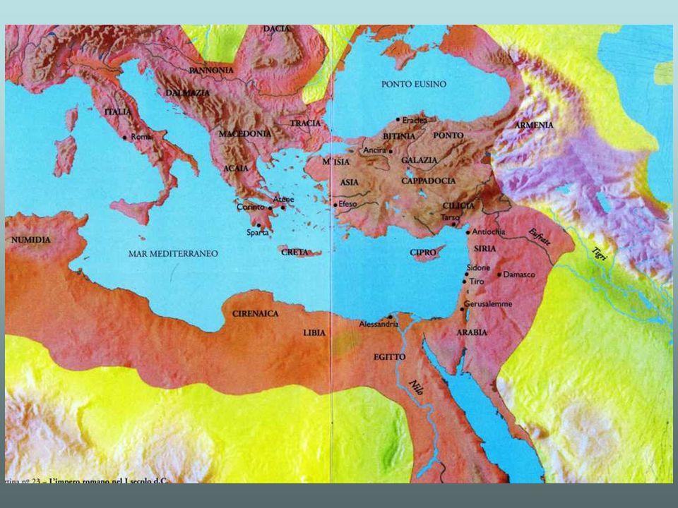 Paolo è costretto a staccarsi da Sila e Timoteo, che restano a Berea, e a puntare sulla grande capitale greca, Atene.
