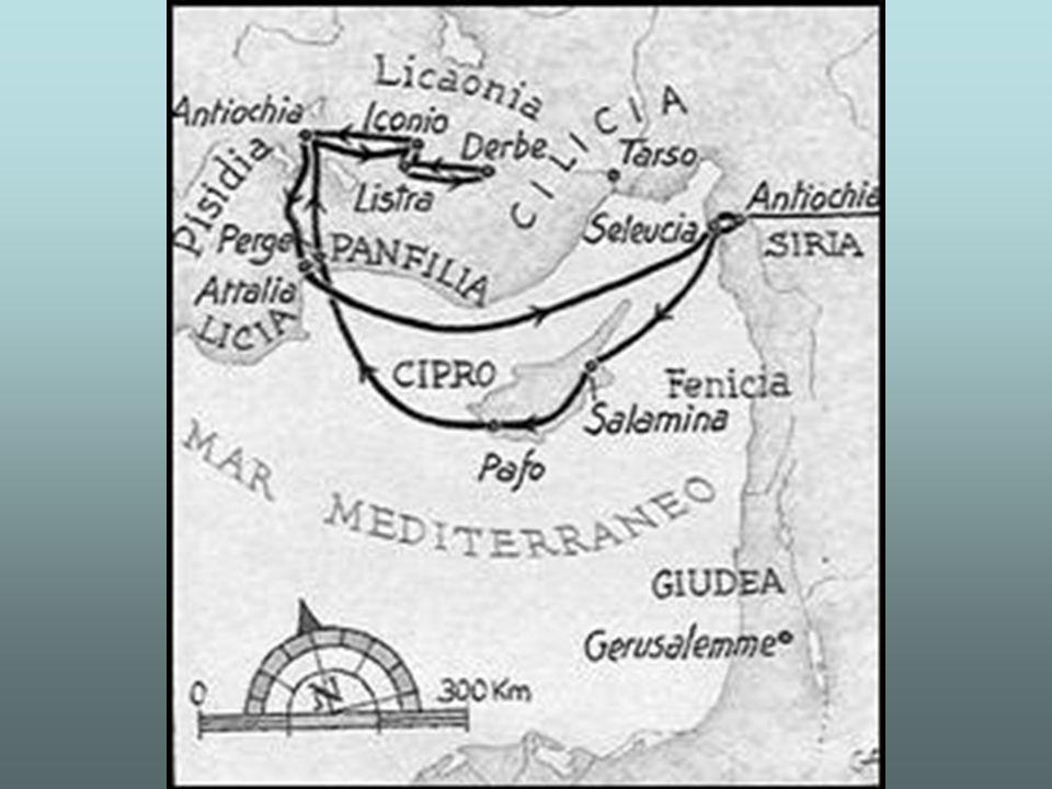 Paolo sosta almeno un paio di anni a Efeso, tra il 52 e il 55 ed è qui che egli scrive la prima lettera ai Corinti, probabilmente quella ai Galati e forse quella ai Filippesi.
