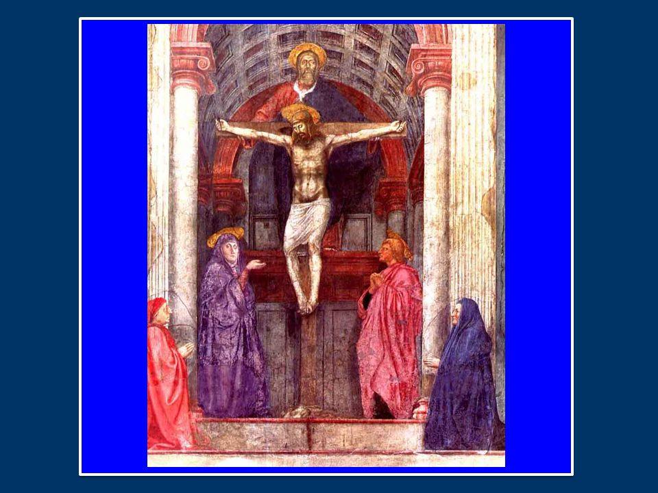 Oggi, la Santissima Trinità