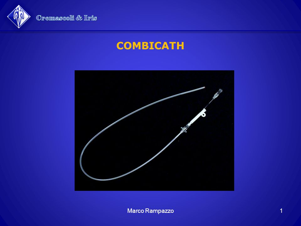 COMBICATH 1Marco Rampazzo