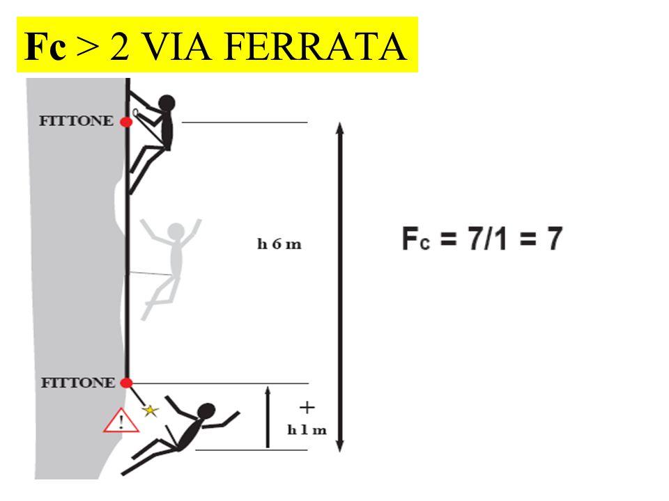 Fc > 2 VIA FERRATA