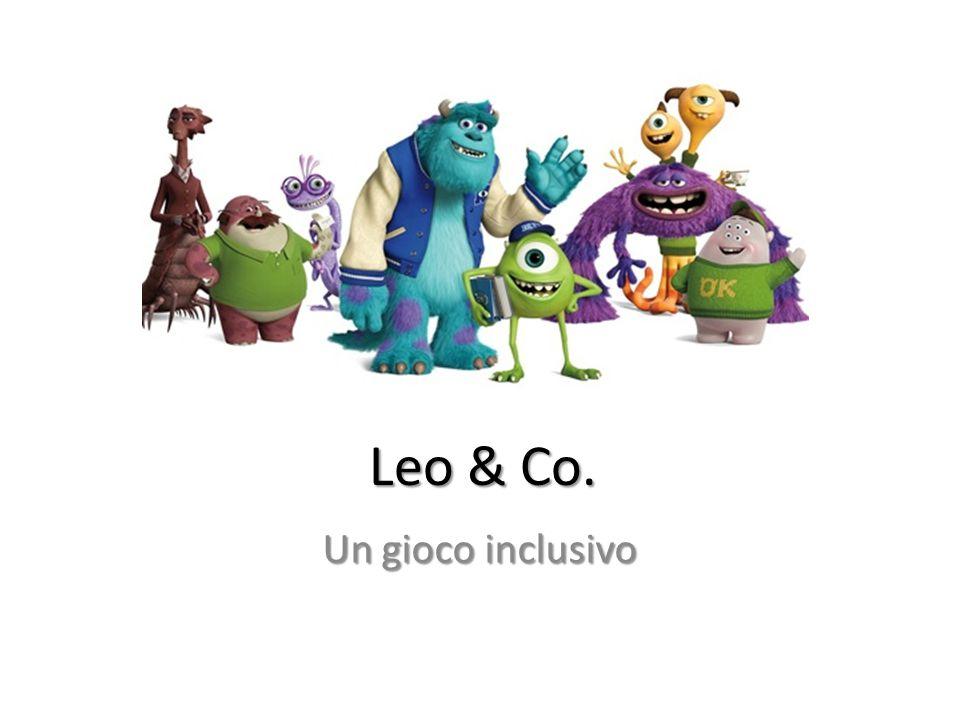 Un gioco inclusivo Leo & Co.