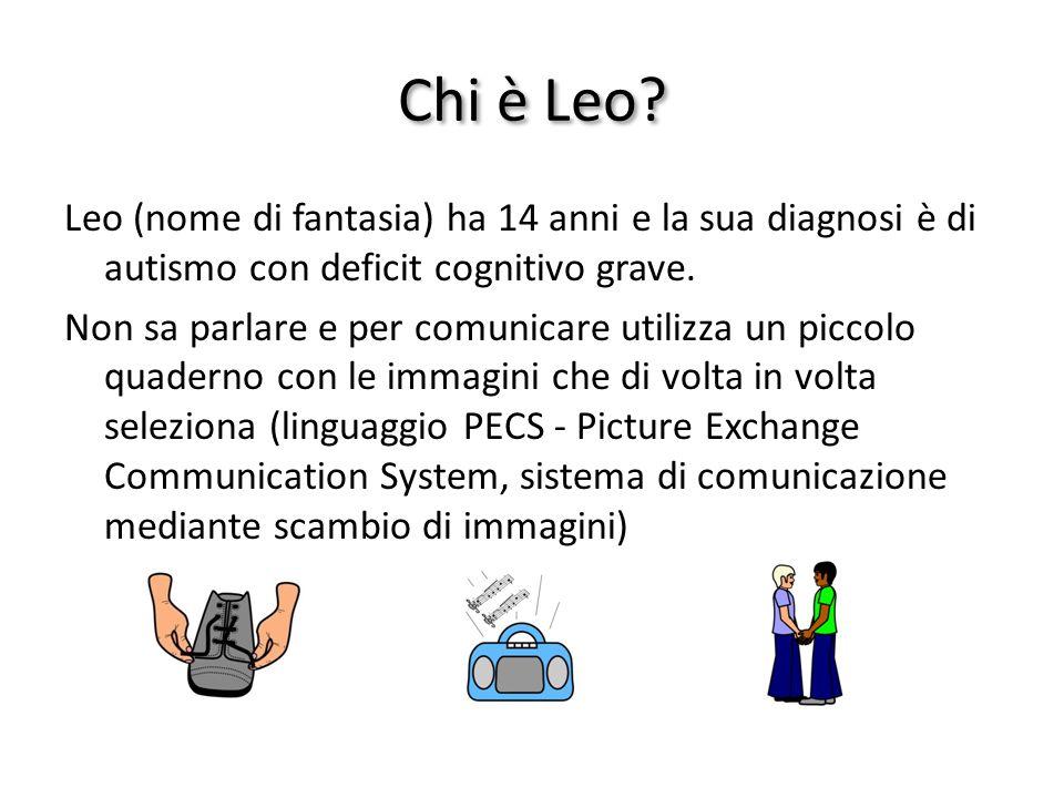 Chi è Leo.