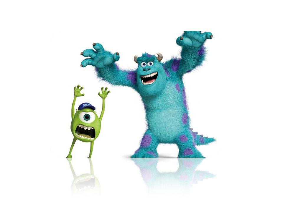 La scelta di identificare Leo con uno dei due protagonisti del film animato Monsters & Co., il mostro grosso e muscoloso James Sullivan, deriva innanzitutto dalla netta somiglianza.
