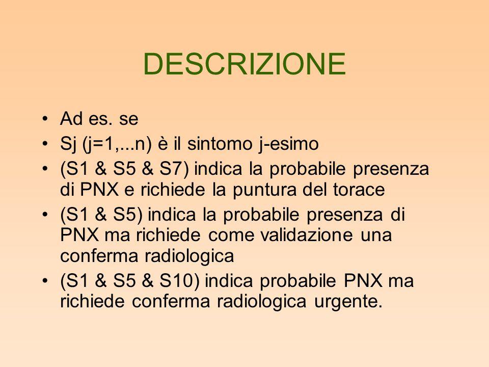 DESCRIZIONE Ad es.