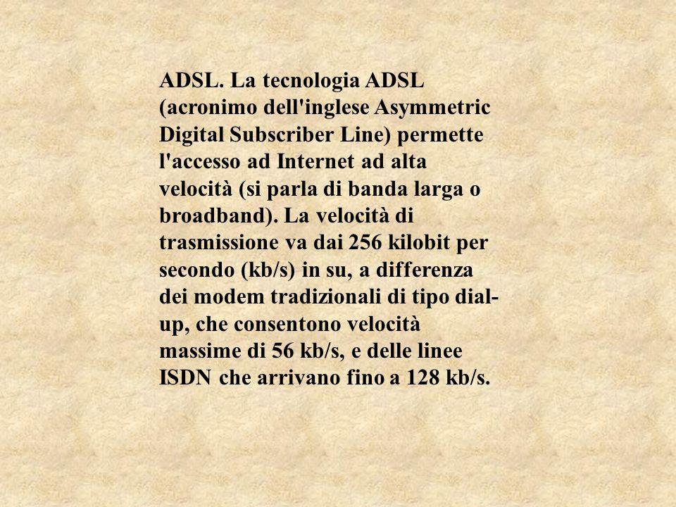 ADSL.