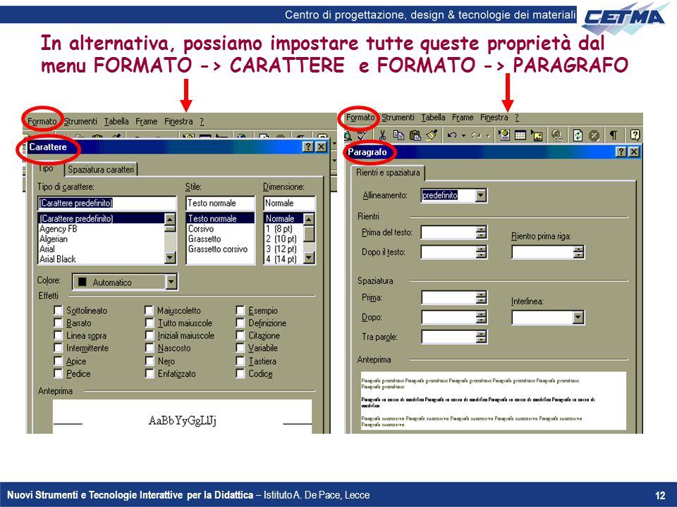 Nuovi Strumenti e Tecnologie Interattive per la Didattica – Istituto A.