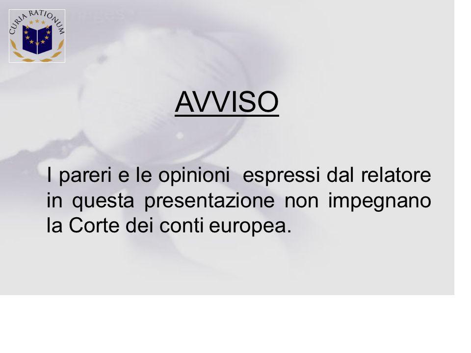 Missione della Corte La missione della Corte dei conti europea consiste nell espletare un audit indipendente sulla riscossione e sull utilizzo dei fondi dell Unione europea e così valutare il modo in cui le istituzioni europee assolvono le proprie funzioni.
