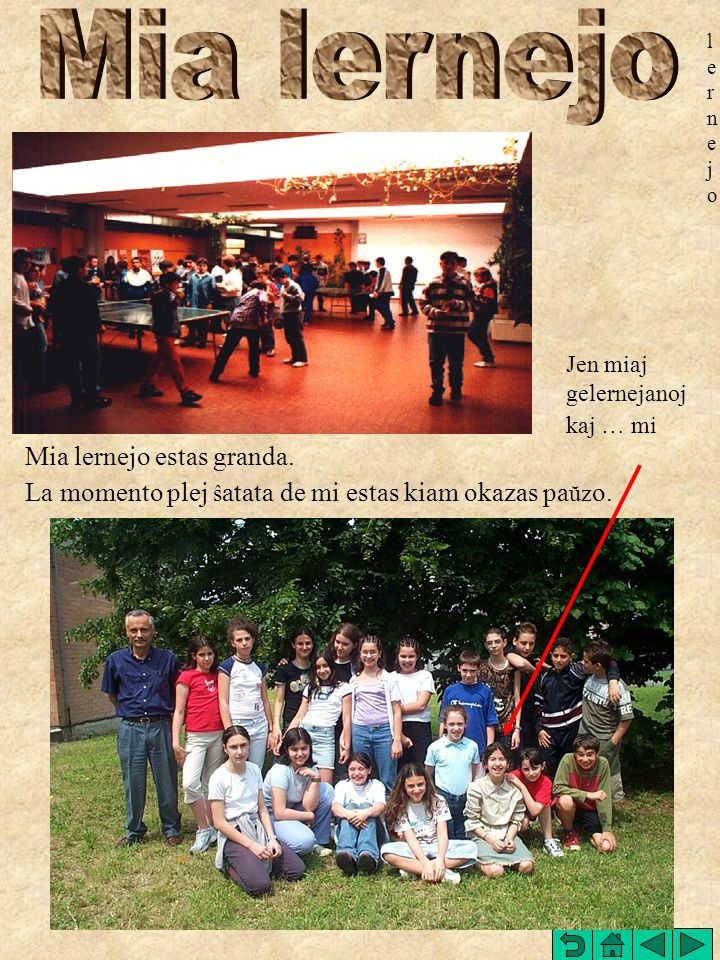 Nas kig dat o ; 11 –09- 1990 Jiulia Jen foto en kiu mi estis du-jaraĝa kaj libertempis ĉe la marbordo de Kalabrio. Mi naskiĝis la 11 an de Septembro19