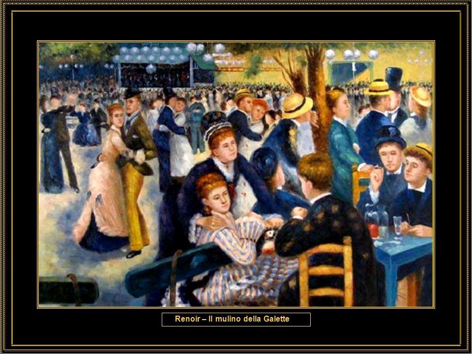 Renoir – Il mulino della Galette
