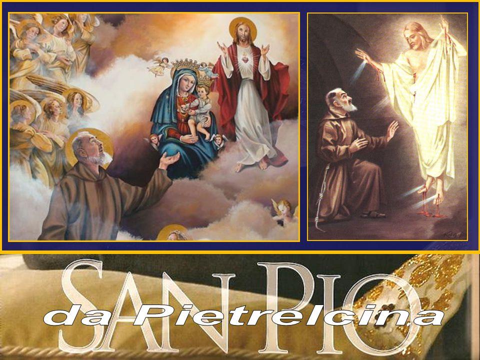 """. Festa Liturgica di San Padre Pio da Pietrelcina 23 Settembre 2012 Avanzamento automatico 44° Anniversario del """"Beato transito al Cielo"""" 44° Annivers"""