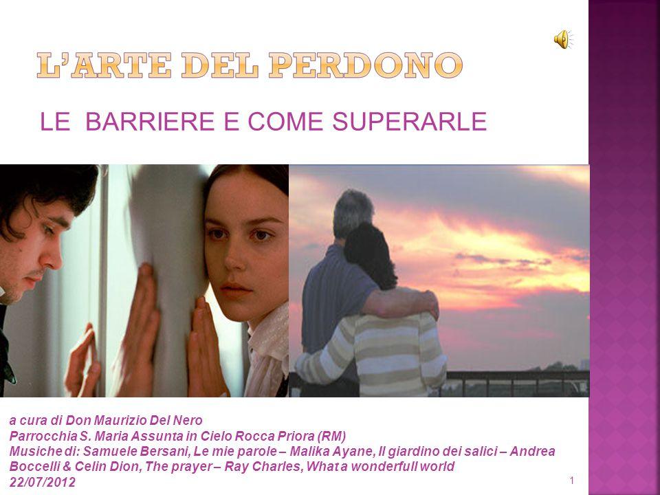 a cura di Don Maurizio Del Nero Parrocchia S.