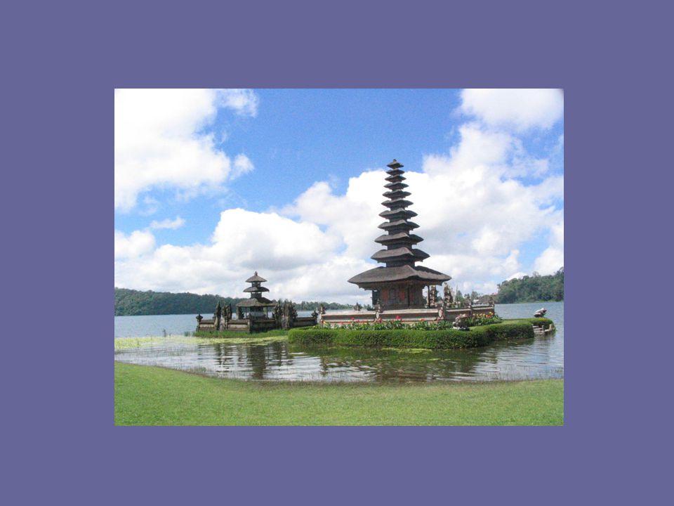 La religione islamica, diffusa in tutta l Indonesia, non è riuscita a penetrare nell isola, dove il 94% della popolazione è induista.