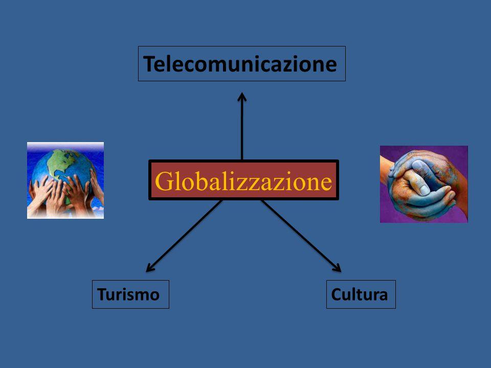 Globalizzazione Telecomunicazione CulturaTurismo