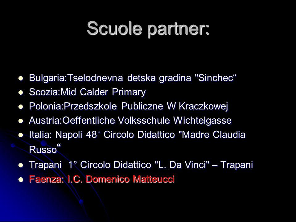 Classi e sezioni dell'istituto che hanno partecipato nell' a.s.