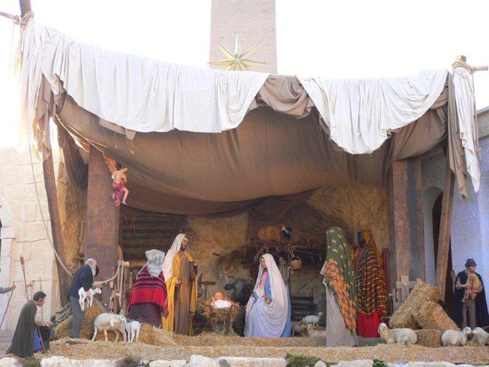 Ancora sant'Ireneo afferma: Il Verbo di Dio pose la sua abitazione tra gli uomini e si fece Figlio dell'uomo, per abituare l'uomo a percepire Dio e per abituare Dio a mettere la sua dimora nell'uomo secondo la volontà del Padre.