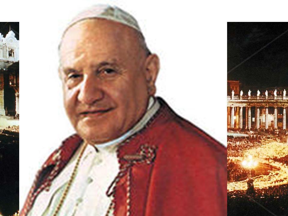 Dal Concilio Vaticano II