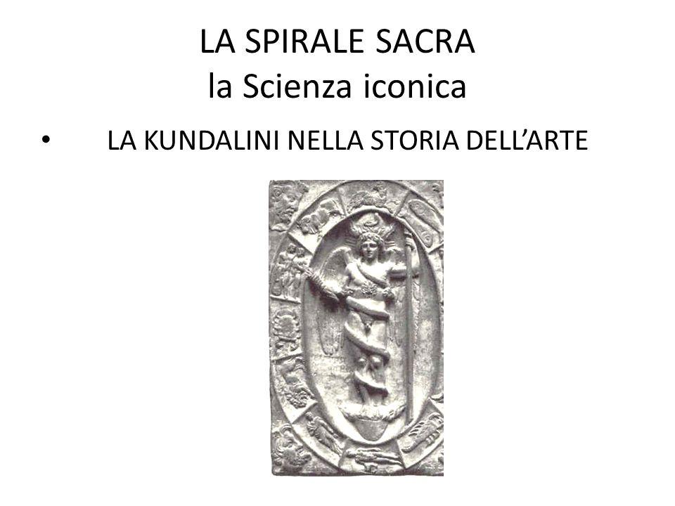 LA SPIRALE SACRA la Scienza iconica LA KUNDALINI NELLA STORIA DELL'ARTE