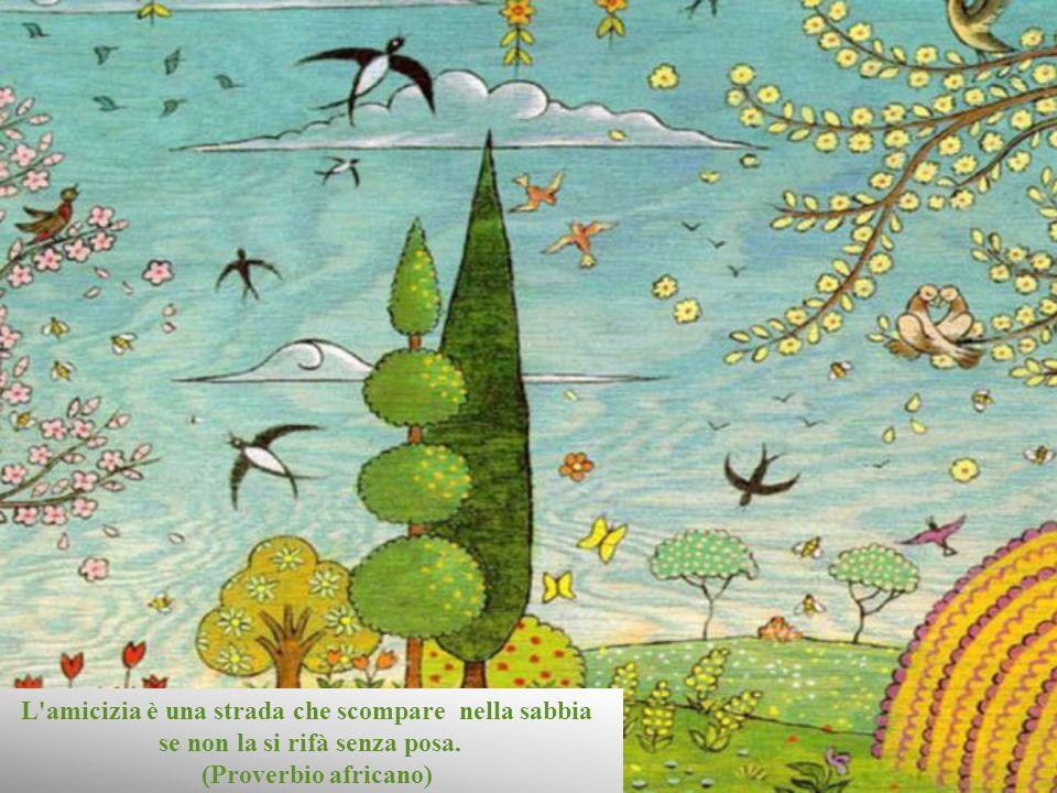 Chi vede un gigante esamini prima la posizione del sole e faccia attenzione a che non sia l'ombra d'un pigmeo. (Novalis)