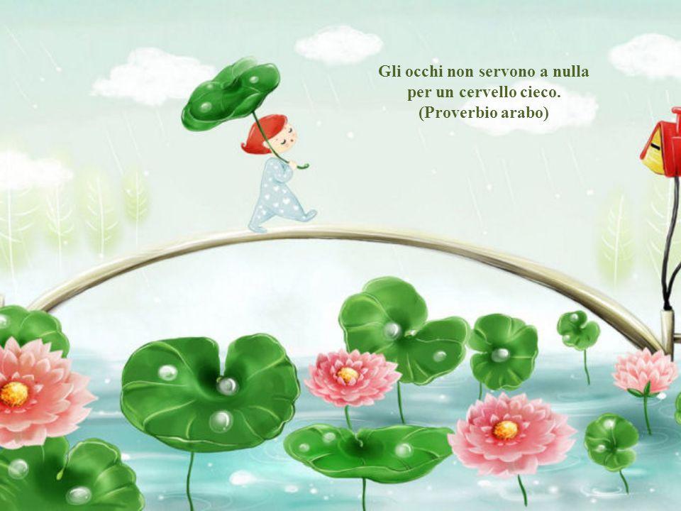 Se riuscirai a mantenere vivo un ramo verde nel tuo cuore nell'ora dell'oscurità, allora il Signore verrà e manderà un uccello a cantare da quel ramo