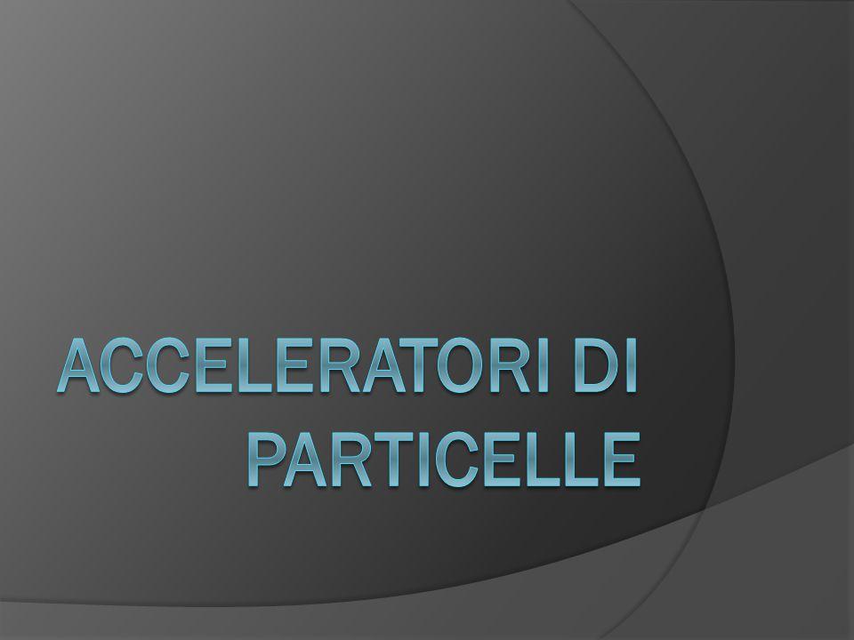Come vengono scoperte le particelle.