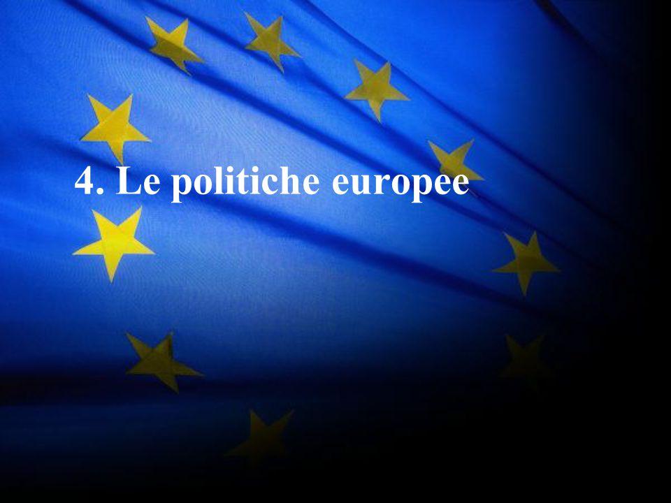 53 4. Le politiche europee
