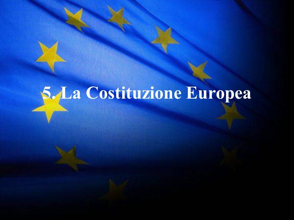 60 5. La Costituzione Europea
