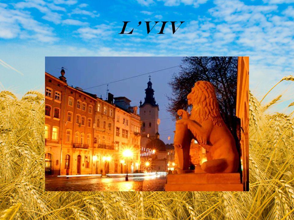 Leopoli è una delle città più belle dell'Ucraina.