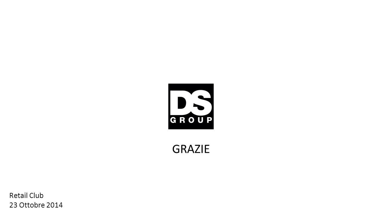 GRAZIE Retail Club 23 Ottobre 2014