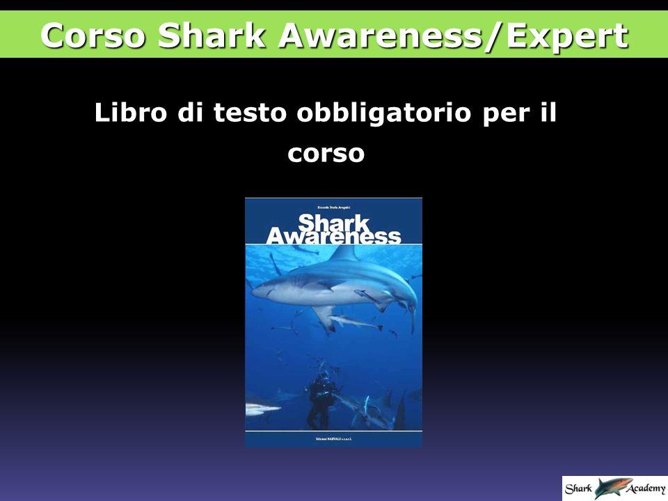 Kit per l'allievo Corso Shark Awareness/Expert