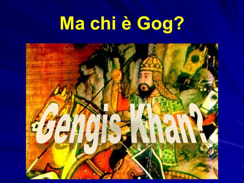 Ma chi è Gog