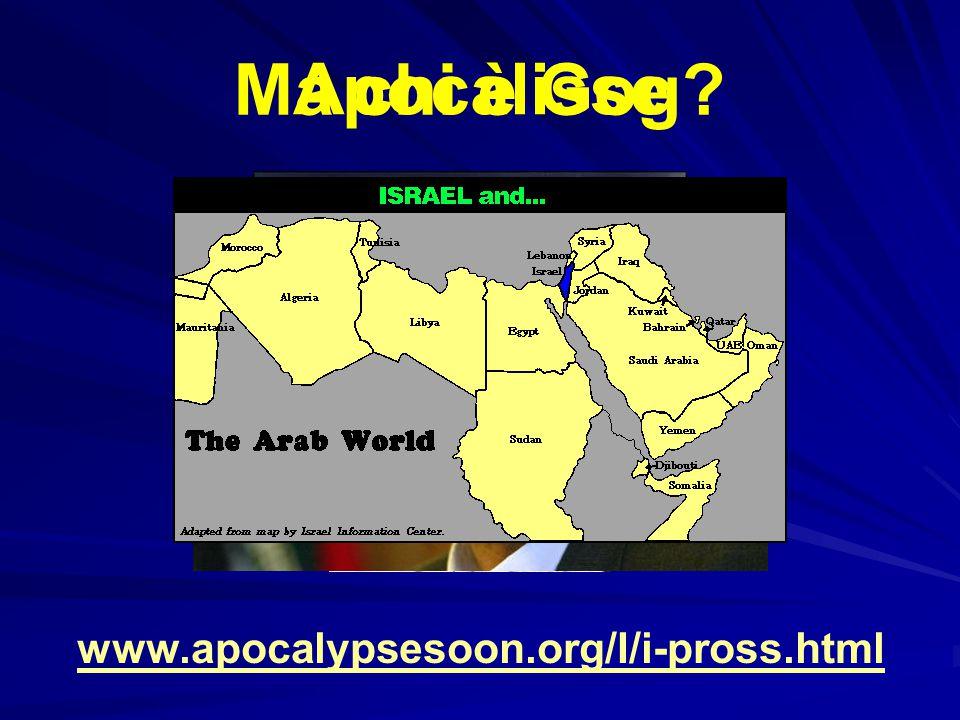 Apocalisse www.apocalypsesoon.org/I/i-pross.html Ma chi è Gog