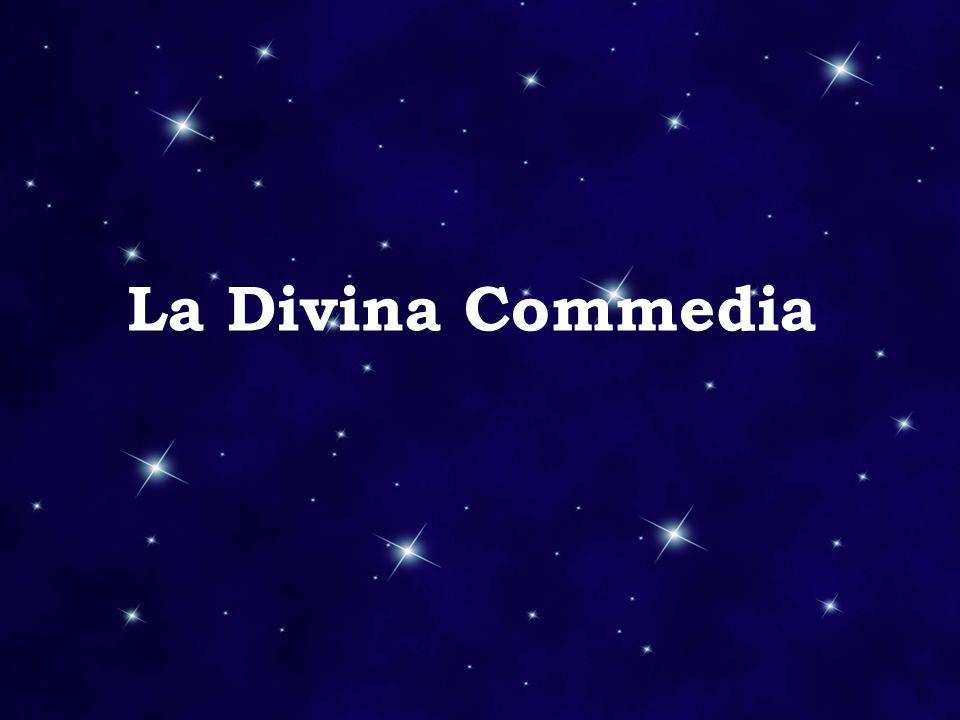 COMMEDIA - Ha un finale lieto - Lo stile è umile (non elevato come quello della tragedia) DIVINA (aggettivo usato non da Dante) - Perché è un opera stupenda - Perché parla di Dio Scritta in circa 15 anni IL TITOLO INTRODUZIONE – L'AUTORE – LA DIVINA COMMEDIA - L'UNIVERSO DI DANTE – I PERSONAGGI – LA LINGUA - CONCLUSIONE