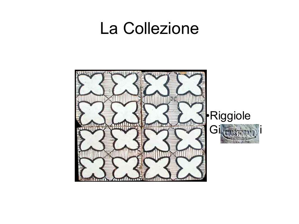 La Collezione L'IMITAZIONE DEL MOSACO Le fabbriche Giustiniani e Amendola ebbero la fortuna di poter usufruire di uno straordinario campionario decorativo: l'antico mondo greco- romano.