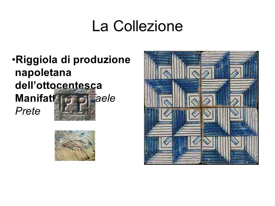La Collezione Riggiola di produzione napoletana dell'ottocentesca Manifattura Raffaele Prete